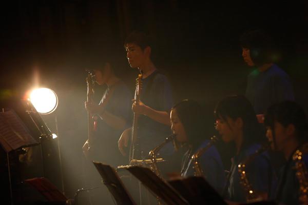 文化祭での演奏