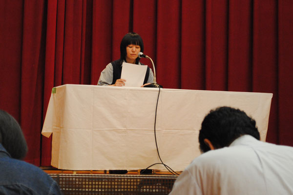 NHK杯全国放送コンテスト予選 福井県大会