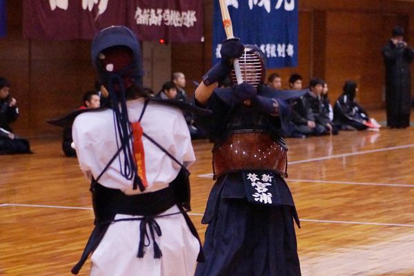 県高校剣道新人大会