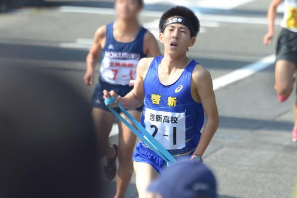 福井県高等学校駅伝競走大会