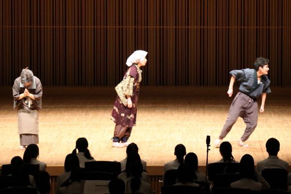 第34回近畿総合文化祭総合開会行事