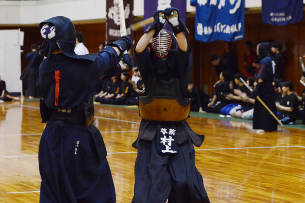 県春季高校総体剣道大会