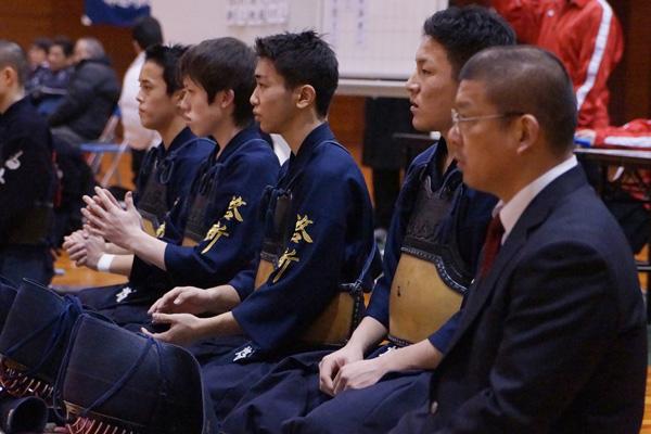 県冬季剣道選手権大会