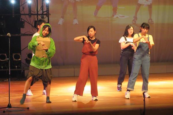 文化祭 ステージ発表