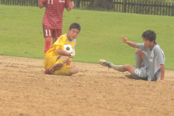 高校サッカー選手権大会福井県予選