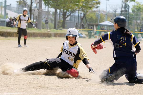 県高校ソフトボール選手権
