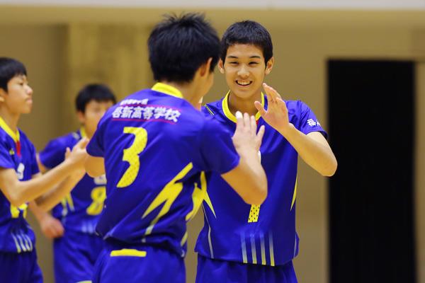 全日本バレーボール高校選手権大会予選